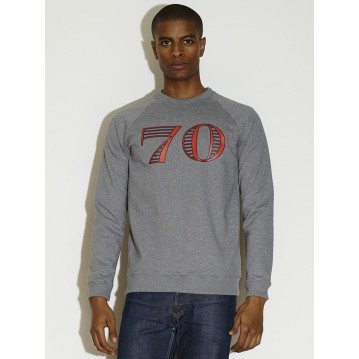 """70"" - HEATHER GREY"