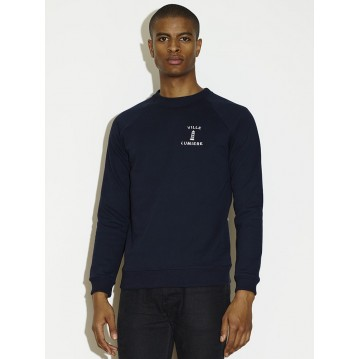 """VILLE LUMIERE 01"" - DARK NAVY"