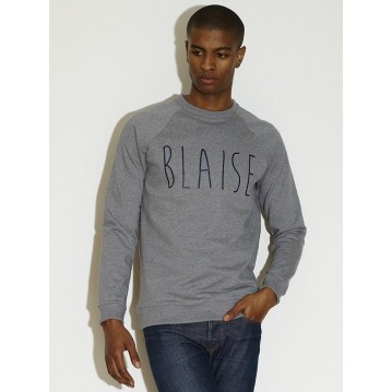 """BLAISE"" - HEATHER GREY"
